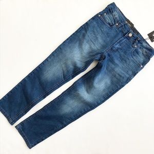 Steve's Jeans NWT Tully blue skinny jeans 8Y